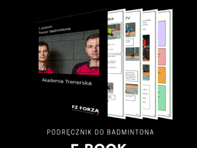 Trener Badmintona – E-Book