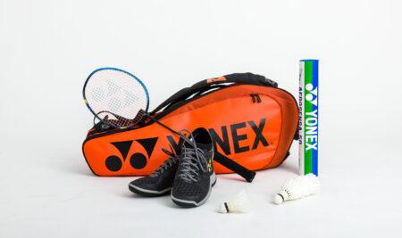 Dobór sprzętu do badmintona