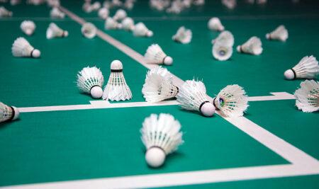 Zalety gry w badmintona